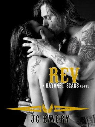 Rev (Bayonet Scars novel #3)
