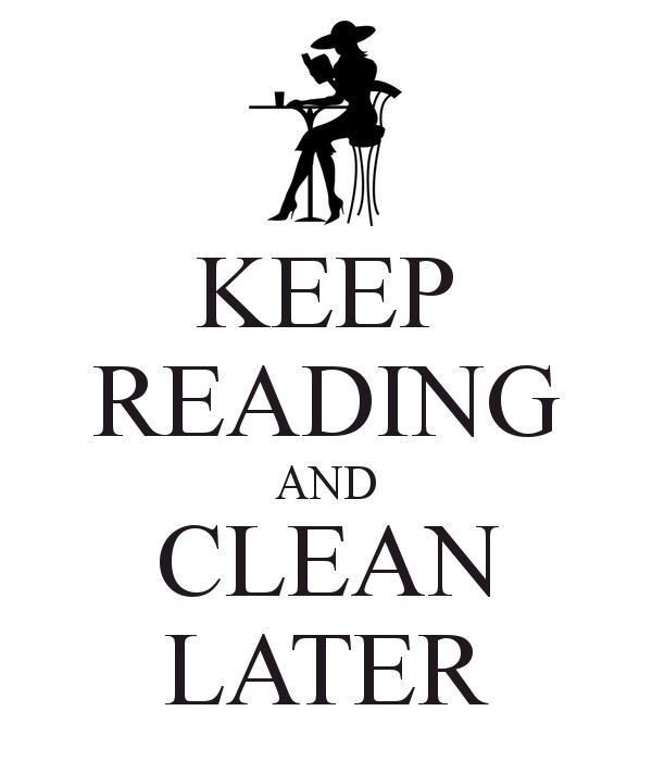 Reading vs. Cleaning